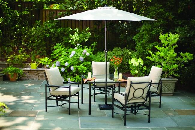 Закупуване на градински мебели онлайн