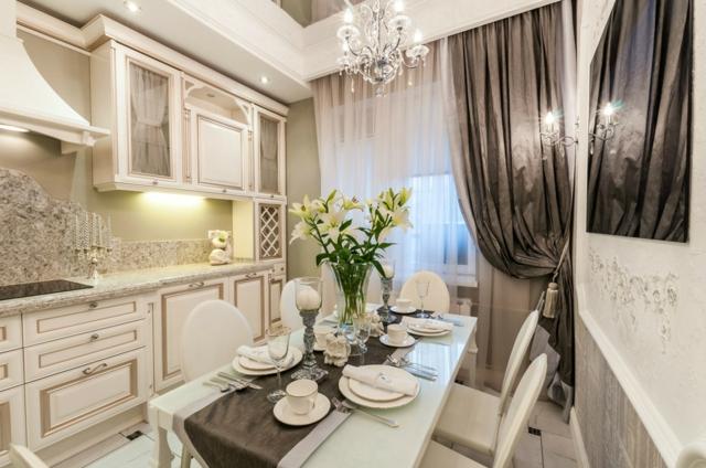 Кухни в стил барок